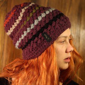 Kapa, vijolična