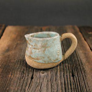 Vrček za mleko plav #2