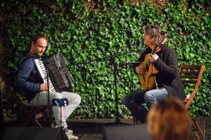 20.5.2016 | Borut Mori in Andrej Ofak